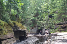 North Country Trail (aka Canyon Falls Trail), L'Anse, United States
