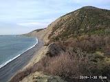 Пляж Лагуна-1 в Великому Утрише