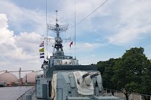 HMCS Haida National Historic Site, Hamilton, Canada