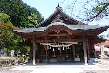 Takatsu Kakinomoto Shrine, Masuda, Japan