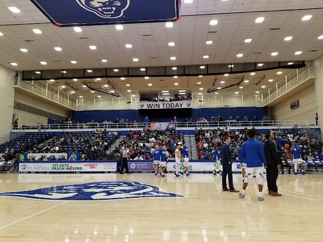 GSU Sports Arena Atlanta Georgia