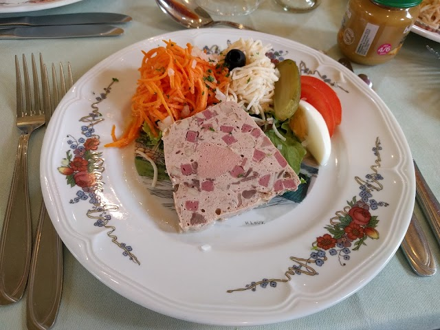 Restaurant Illbourg Fuchs am Buckel