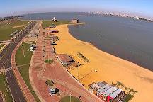 San Jose Beach, Encarnacion, Paraguay