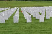 Alabama National Cemetery, Montevallo, United States