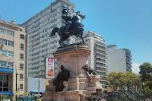 Plaza Italia, Buenos Aires, Argentina