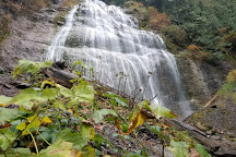 Bridal Veil Falls Waterfall, Chilliwack, Canada
