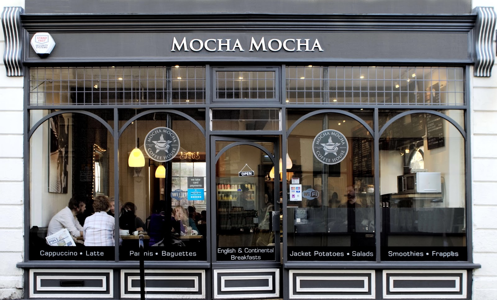 Mocha Mocha: A Work-Friendly Place in Bristol