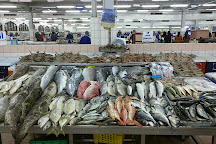 Mina Fish Market, Abu Dhabi, United Arab Emirates