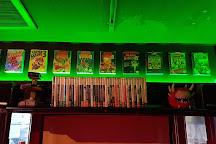 Video Game Bar Space Station, Osaka, Japan