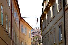 Seven Foot Sigmund Freud, Prague, Czech Republic