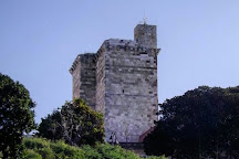Tower of San Pancrazio, Cagliari, Italy