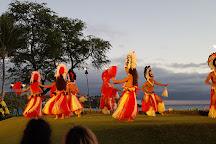 Te Au Moana Luau, Wailea, United States