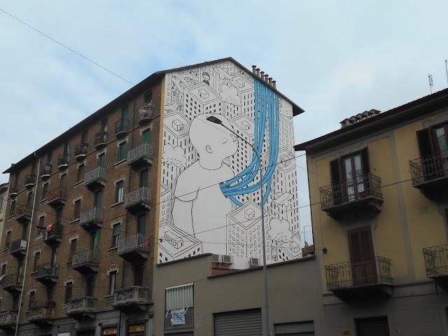 Murales di Millo ( Francesco Camillo Giorgino)