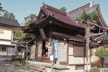 Kaikoji Temple, Sakata, Japan