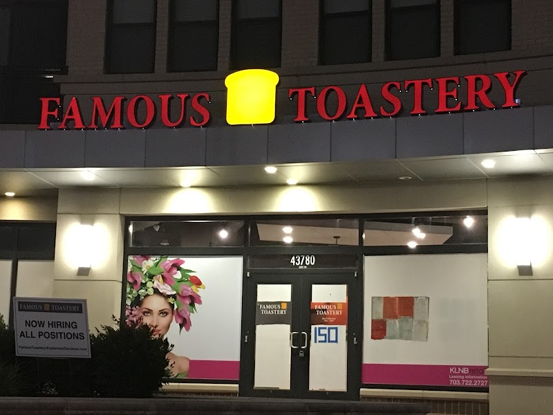 Famous Toastery Of Ashburn