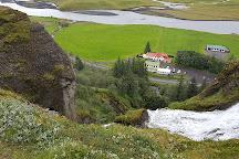 Systrafoss, Kirkjubaejarklaustur, Iceland