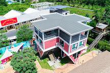 The UpsideDown House - Baan Teelanka, Ratsada, Thailand