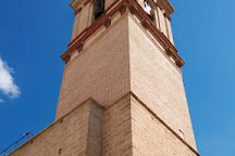 Parroquia de San Nicolas de Bari y San Pedro Martir, Valencia, Spain