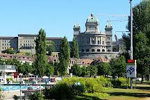 Freibad Marzili, Bern, Switzerland