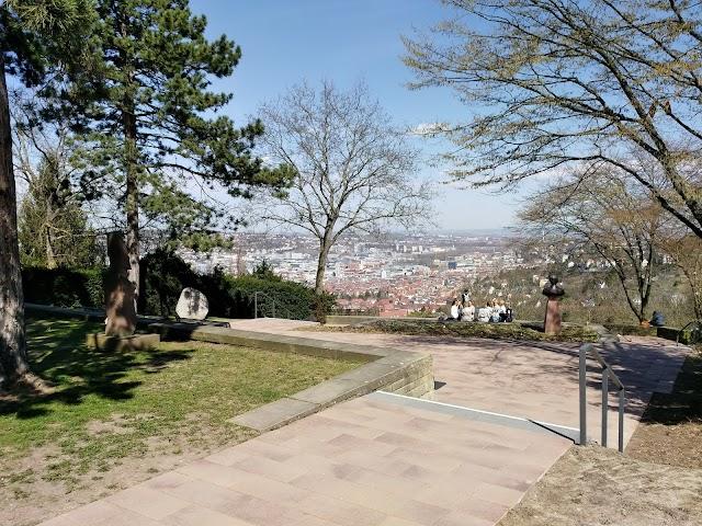 Santiago de Chile Platz