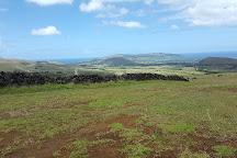 Maunga Terevaka, Easter Island, Chile