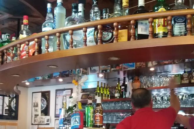 Bar Caffe Ca' Foscari, Venice, Italy
