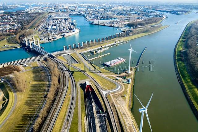 Europoort Rotterdam, Zuid-Holland