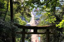Ozu Shrine, Ozu, Japan