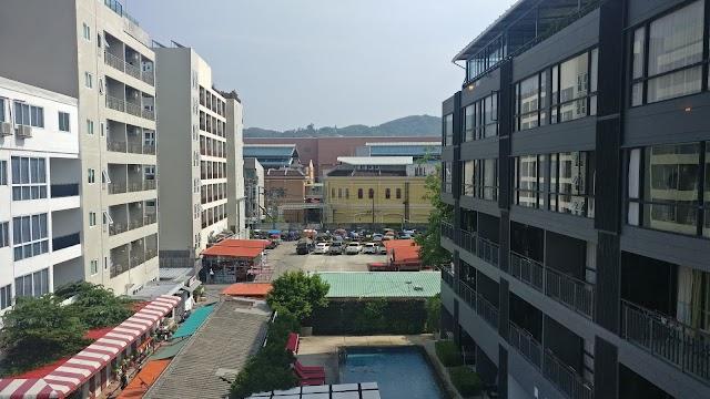 Bangkok Residence Hotel