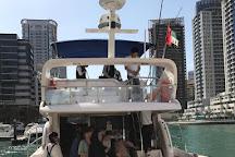 Dubai Marina Luxury Yacht, Dubai, United Arab Emirates