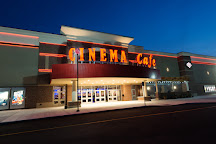 Cinema Cafe Edinburgh, Chesapeake, United States