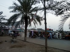 Dijkot Bus Stop (ڈجکوٹ اڈا) faisalabad