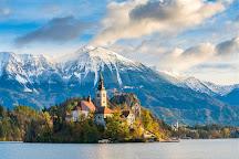 Bled Island, Bled, Slovenia