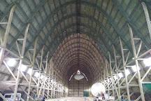 Hangar a Dirigeables d'Ecausseville, Ecausseville, France