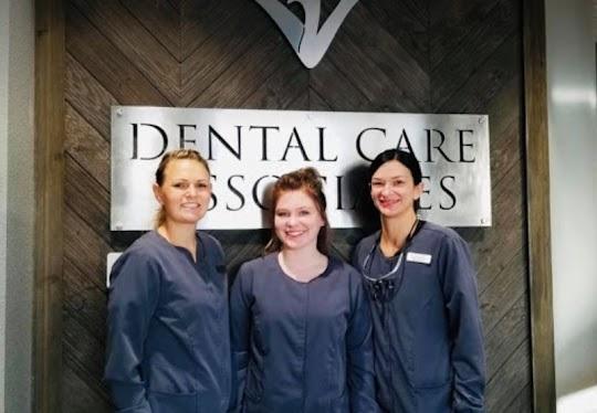 Dental Care Associates Team