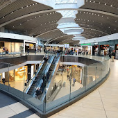Аэропорт   Fiumicino Airport T3  platform 9