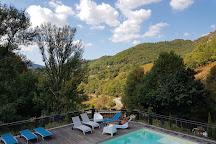 Parc naturel regional des Monts d'Ardeche, Jaujac, France