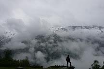 Storseterfossen, Geiranger, Norway