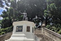 South Brisbane Memorial Park, Brisbane, Australia