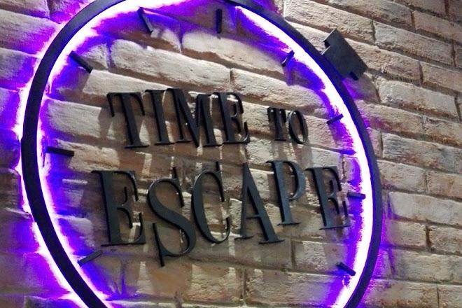 Time To Escape, Mexico City, Mexico