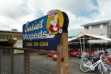 Susie's Moped Rentals, Friday Harbor, United States