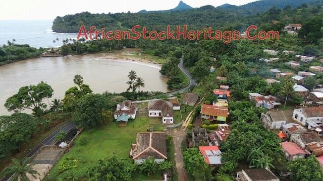 Agua Ize Sao Tome and Principe