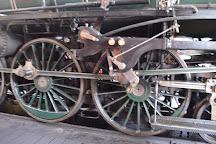 Railway Museum, Nordlingen, Germany