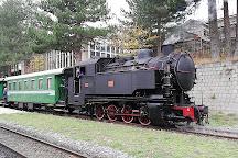 Treno della Sila, Camigliatello Silano, Italy