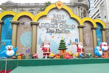 Largo do Senado (Senado Square), Macau, China