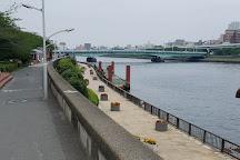 Kototoi Bridge, Taito, Japan