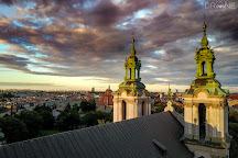 Church on the Rock (Kosciol na Skalce), Krakow, Poland