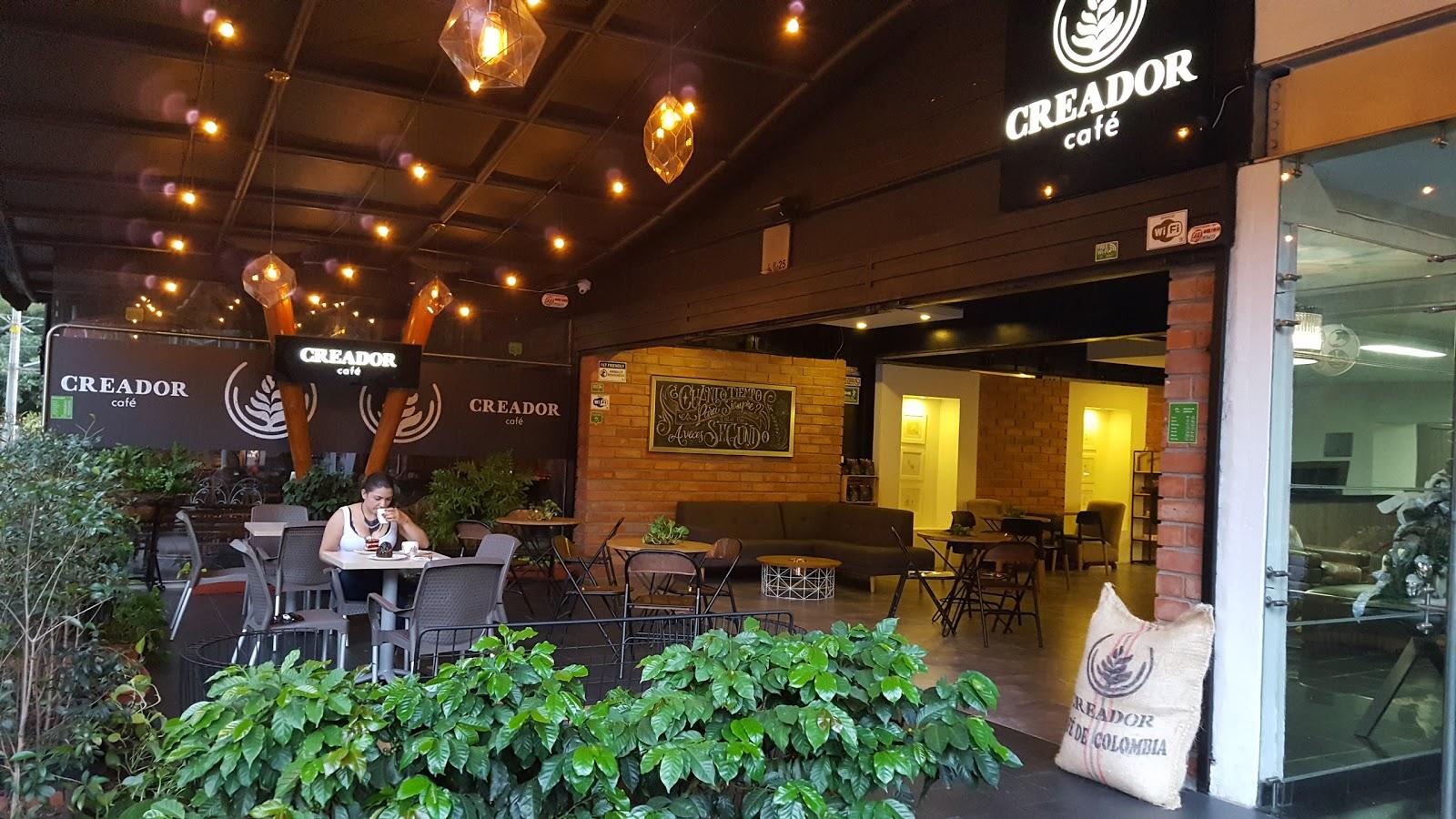 Creador: A Work-Friendly Place in Medellin