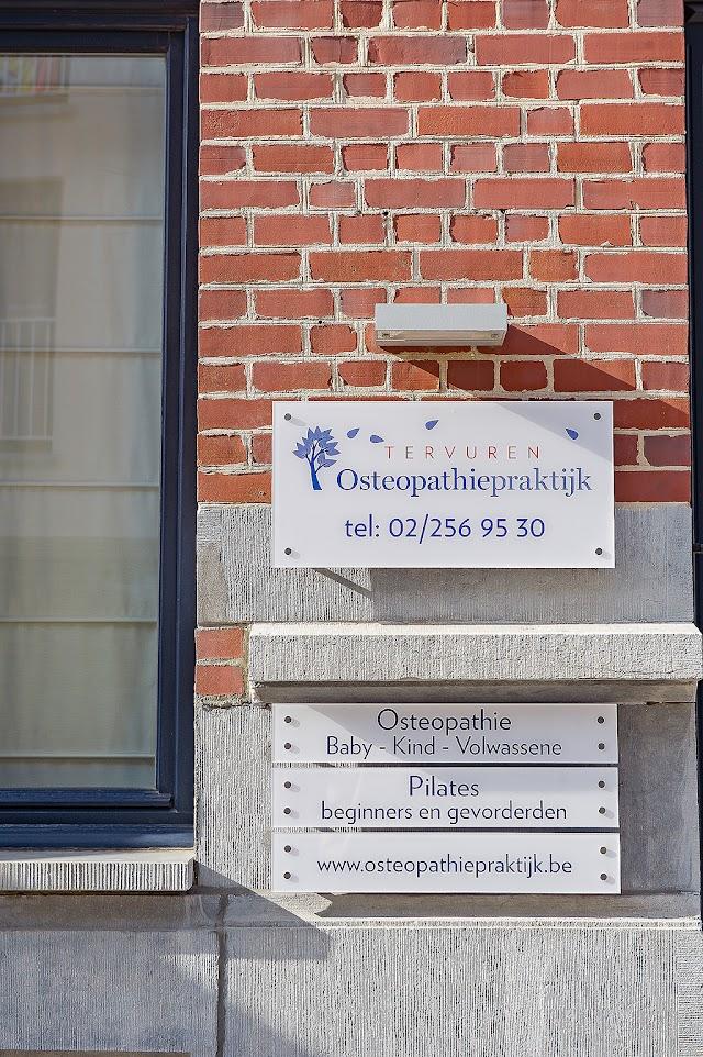 OsteopathiePraktijk Tervuren