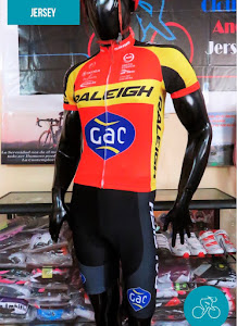 Gael Cycling Clothes and Jersey S.A.C 8